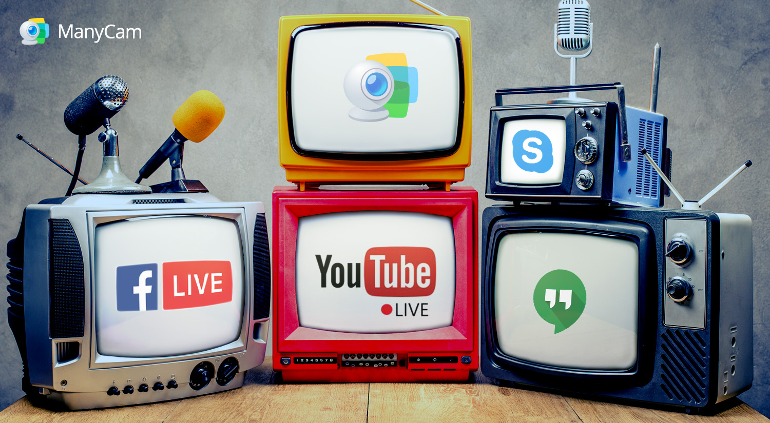 Live stream to multiple platforms at the same time ...