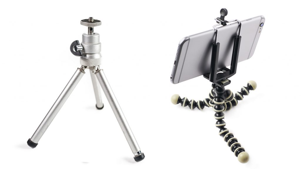 tripod mobile live streaming gear