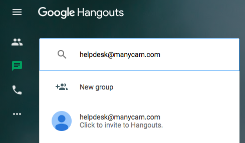 7 Tips to Use Google Hangouts - ManyCam Blog ManyCam Blog