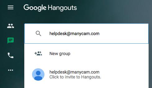 7 Tips to Use Google Hangouts - ManyCam Blog ManyCam Blog