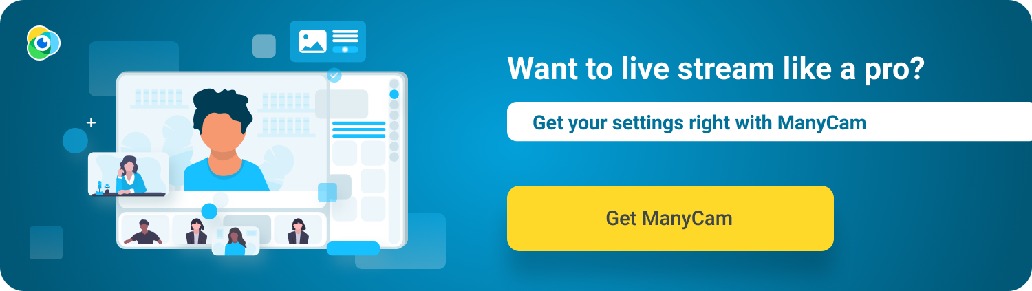 live streaming settings encoder download