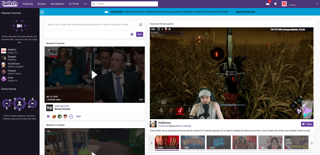 Best Live Streaming Settings for Twitch