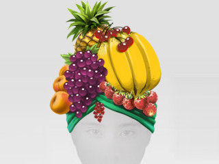 be6fb23c51a ManyCam Effect  Fruits hat
