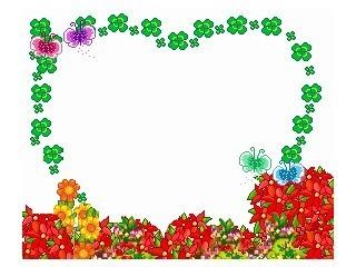 Valentine Heart Borders ManyCam Effect: Animat...