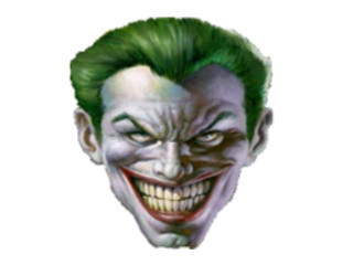 Manycam Effect Joker Mask