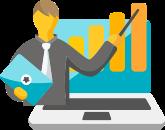 Discount 50% - ManyCam 5 Studio (2 PCs) ManyCam professionals logo Best Proposal - manycam professionals logo